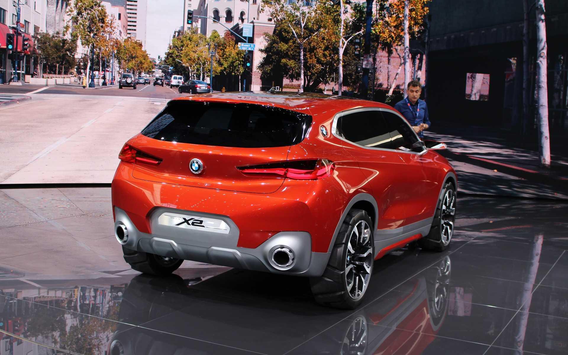 BMW X2 RESİMLERİ1