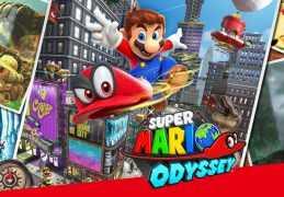 Super Mario Odyssey arkaplan