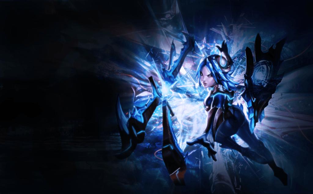 League Of Legends Wallpaper Siber Star