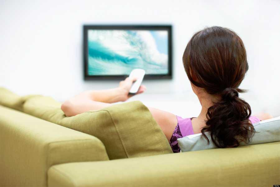 Televizyon seyretmek