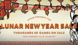 Steam Lunar New Year Steam Yeni Ay Yılı İndirimi 2018
