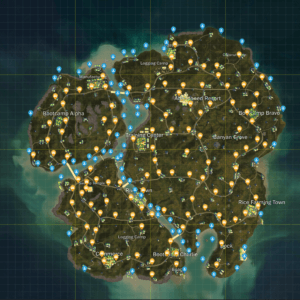 PUBG Harita Savage İsim ve Bilgi