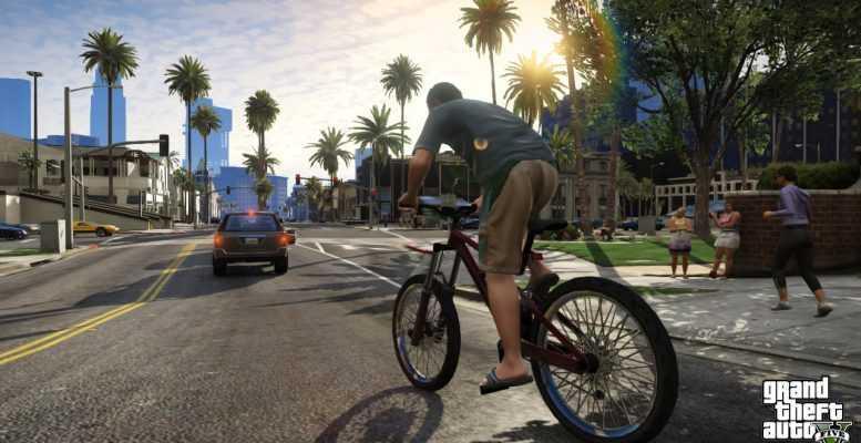 GTA 5 ve San Andreas Hileleri