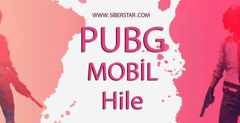PUBG Mobil Hile 2019