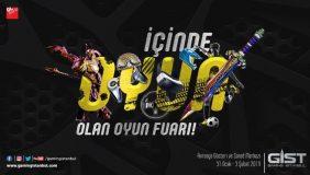 İstanbul Dijital Oyun Fuarı 2019