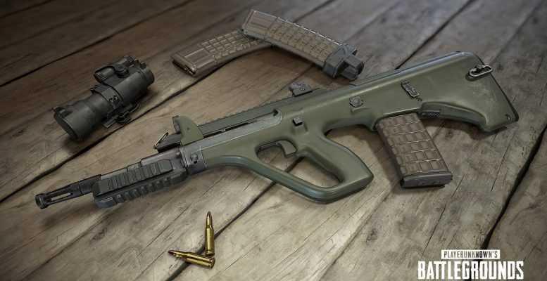 PUBG Mobil Silah Hasarları 2019
