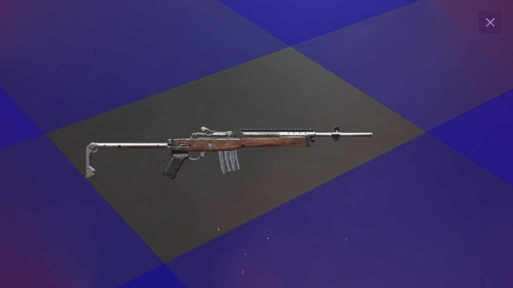 PUBG Mini 14 En iyi silah