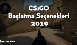 CS GO Başlatma Seçenekleri 2019