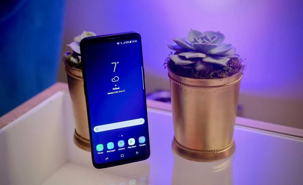 En iyi telefon markası 2019 - Samsung