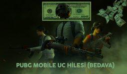 PUBG Mobile UC Hilesi 2019
