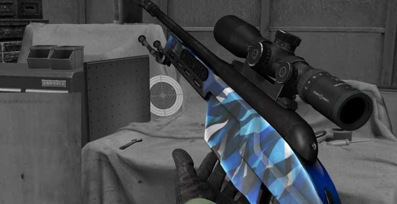 CS:GO Silahı Öne Alma Kodu