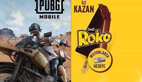 PUBG Roko Kodu Gir ve Hediyeler Kazan
