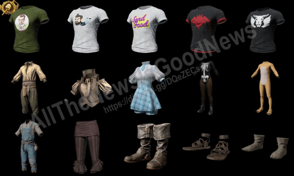 Twitch Yayıncıları PUBG Kostümleri