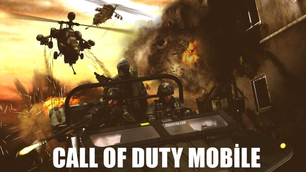 Call of Duty Mobile (PC) Bilgisayara İndir
