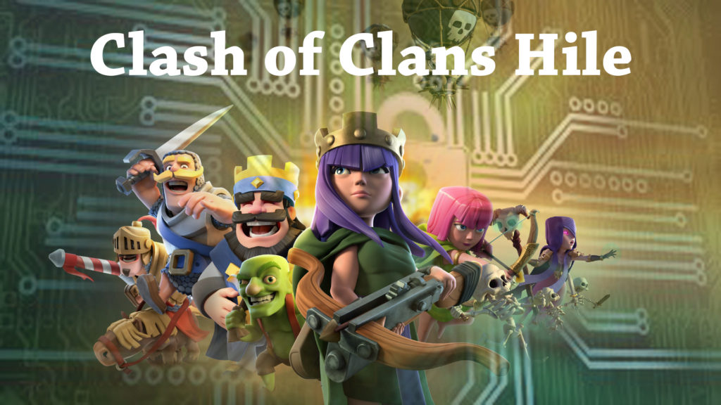 Clash of Clans Hile 2019