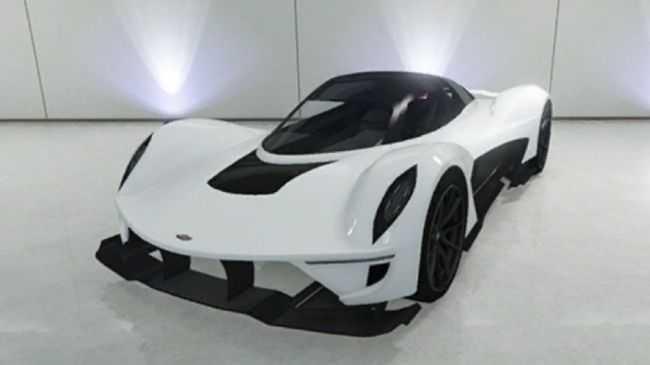 GTA 5 En Hızlı Araba 6