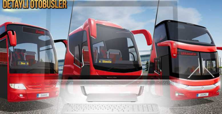 Otobüs Simulator : Ultimate PC ile Nasıl Oynanır?
