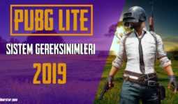 PUBG Lite Sistem Gereksinimleri 2019 PC