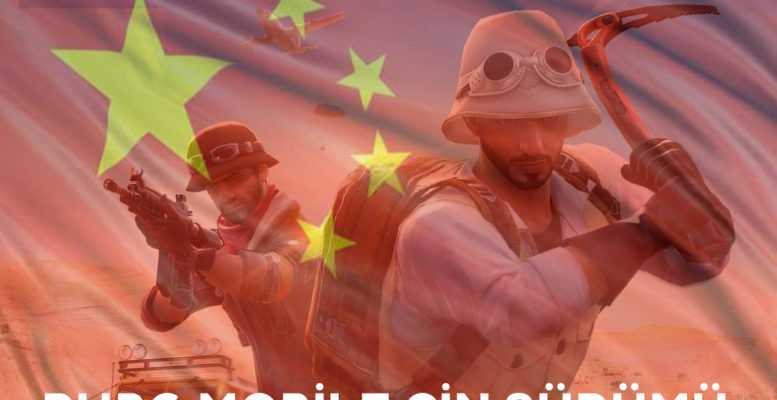 PUBG Mobile Çin Sürümü - Güncel