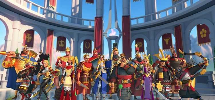 Rise of Kingdoms Bedava Kod Çekilişi