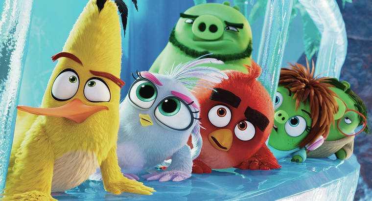 Angry Birds 2 Kuş Özellikleri