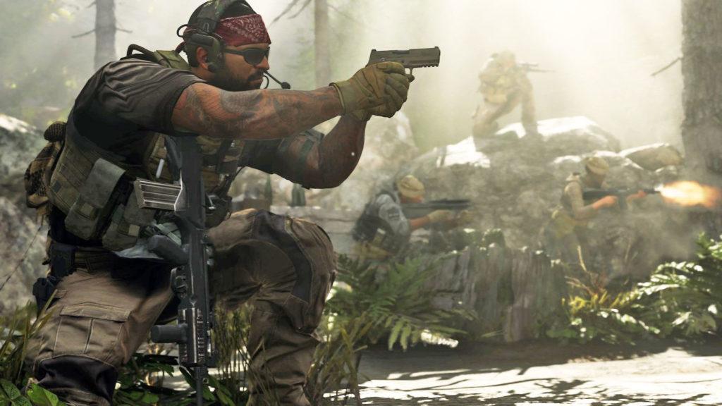 CoD: Modern Warfare Güncelleme Notları