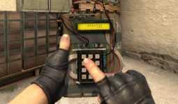 CS:GO Bomba Anahtarlık Aksesuarı