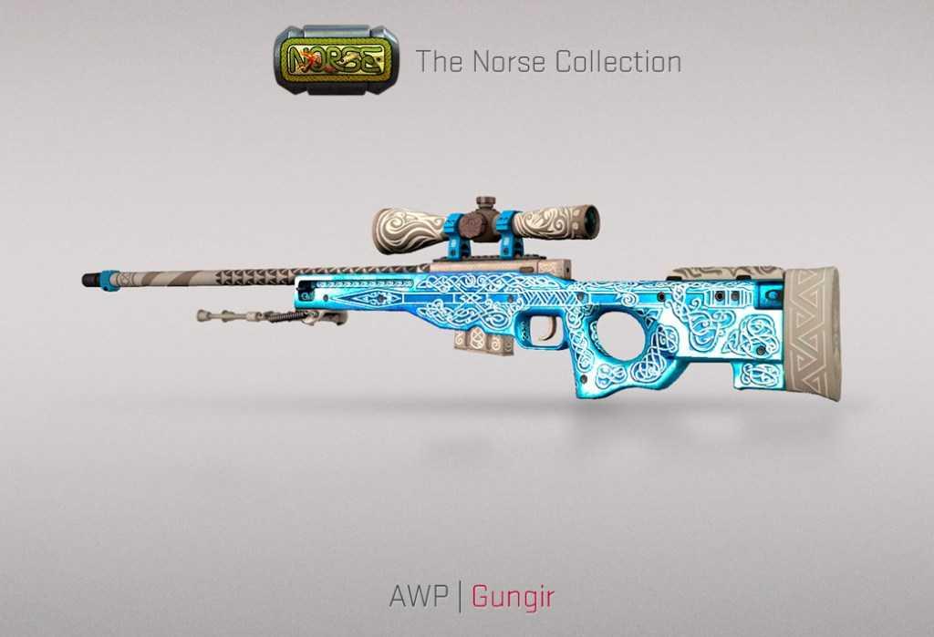 AWP - Gungir