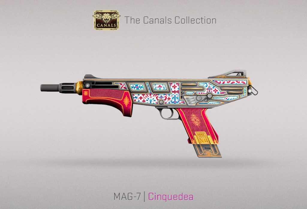 MAG-7 - Cinquedea