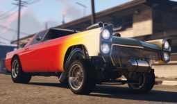 GTA 5 Online Yeni Arabası Vapid Peyote Gasser