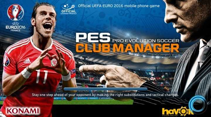 PES Club Manager Hile 2019
