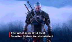 The Witcher 3: Wild Hunt, Önerilen Sistem Gereksinimleri