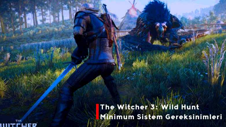 The Witcher 3: Wild Hunt, Sistem Gereksinimleri (Minimum)