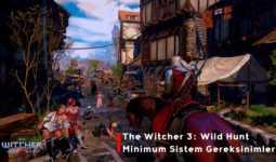 The Witcher 3: Wild Hunt, Minimum Sistem Gereksinimleri