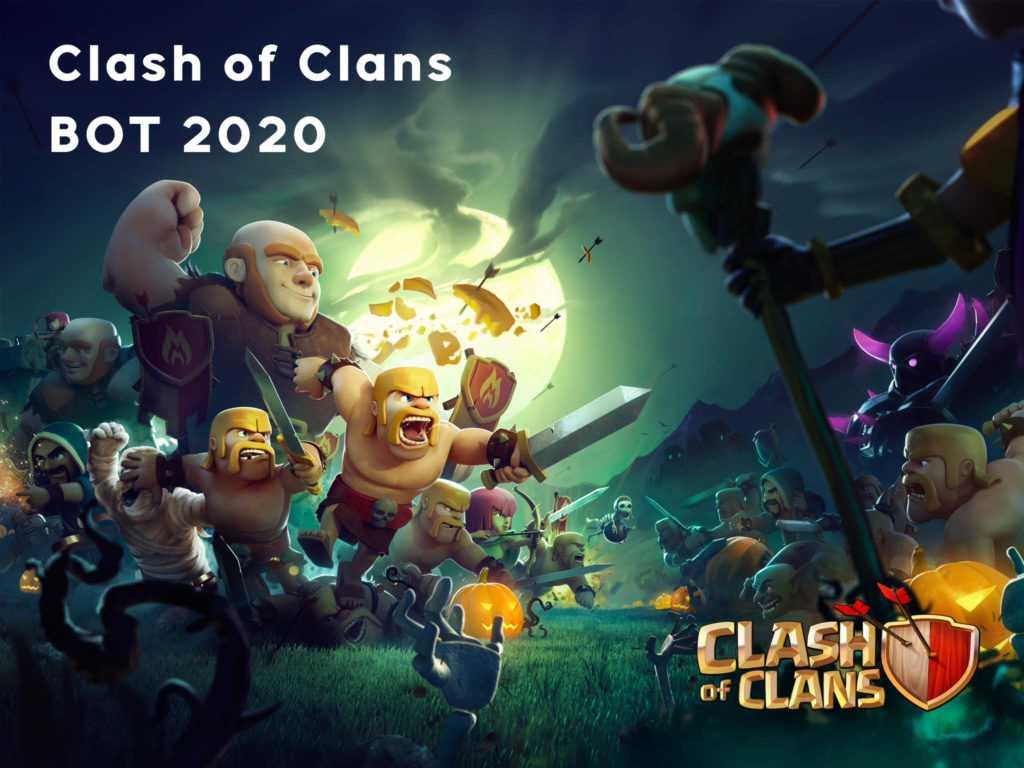 Clash of Clans Bot (İndir)