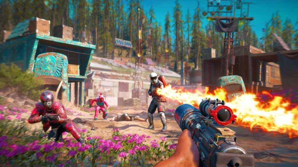 Far Cry: New Dawn - Sistem Gereksinimleri