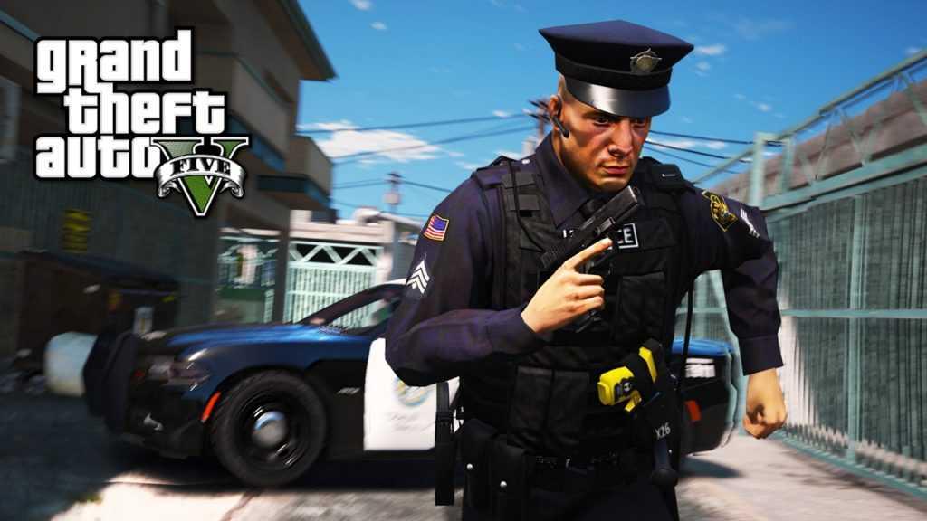 GTA 5 Polis Modu