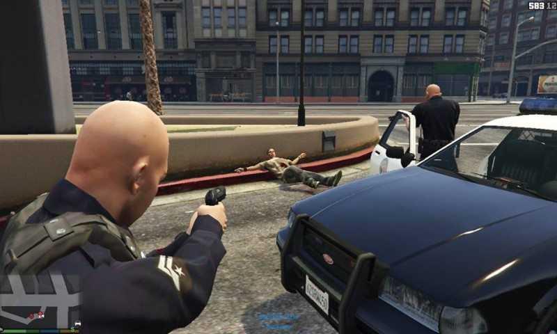 GTA 5 Polis Modu Türkçe