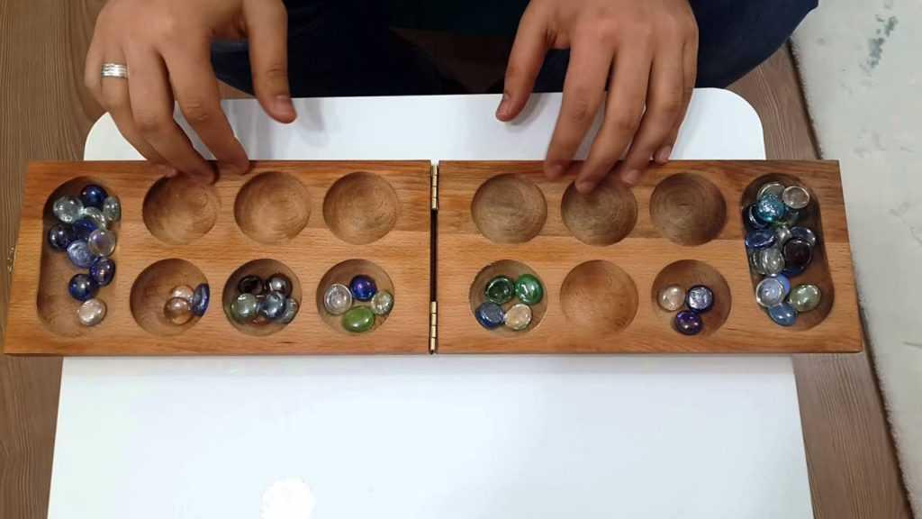 Mangala Oyun Kuralları