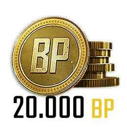 PUBG Lite Lipton Kasası 20000 BP