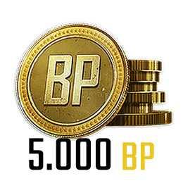 PUBG Lite Lipton Kasası 5000 bp