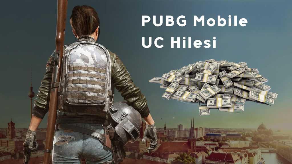 PUBG Mobile UC Hilesi