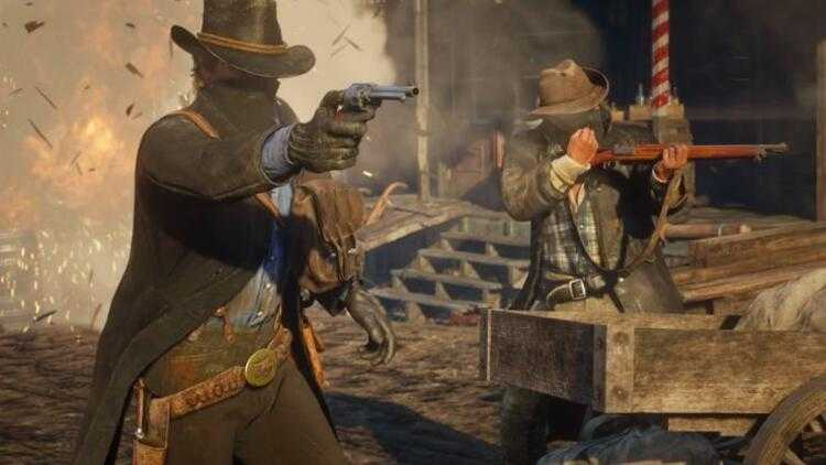Red Dead Redemption 2 PC Minimum Sistem Gereksinimleri