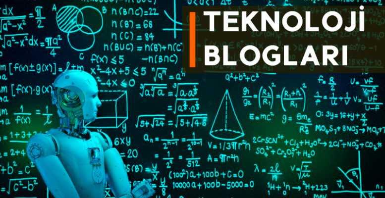 Teknoloji Blogları 2019