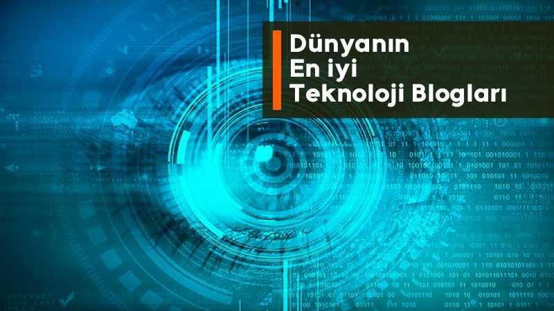Dünyanın Teknoloji Blogları