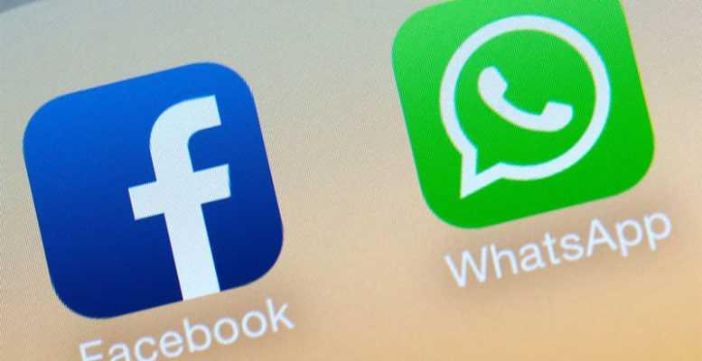 """WhatsApp Açılış Ekranı """"From Facebook"""" Yazısının Sırı"""