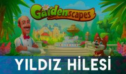 Gardenscapes Yıldız Hilesi - 2020