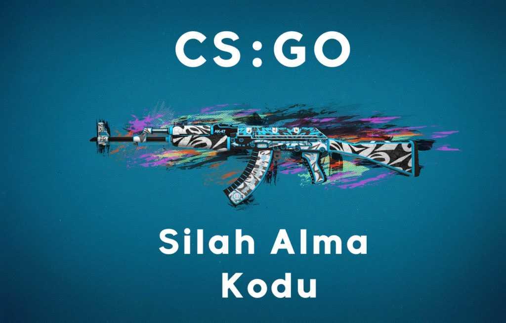 CS:GO Silah Alma Kodu