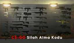 CS:GO Silah Alma Kodu (2020)