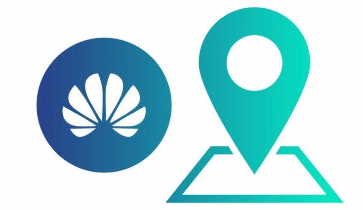 Huawei Haritalar